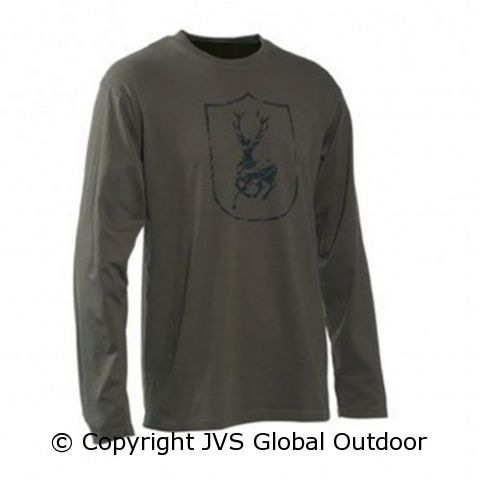 deerhunter long sleeved t shirt. Black Bedroom Furniture Sets. Home Design Ideas