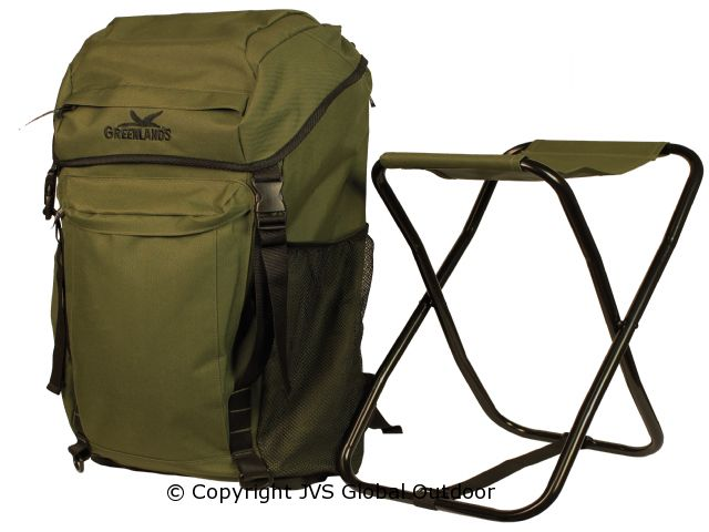 Hunting Backpack With Removable Chair