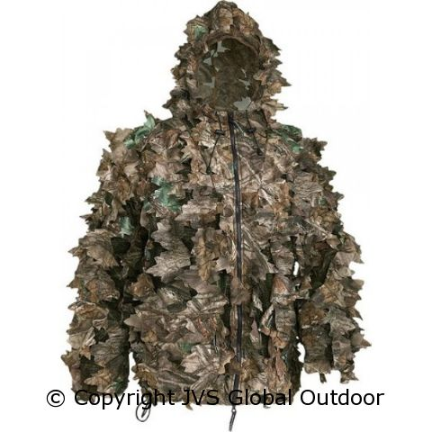 28604ff5fc3de 3D Leafcamo set Jacket and pants
